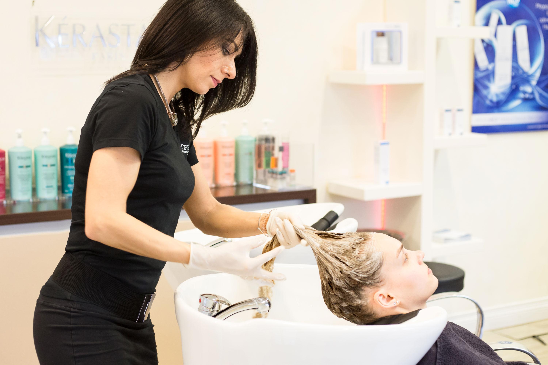 Friseur-Sonneberg-Entspannung-Haarpflege