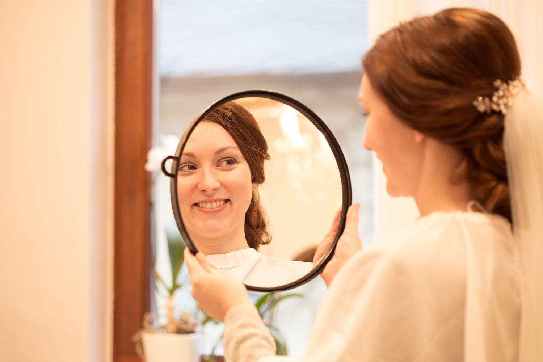 hochzeitsservice - frisur und make-up